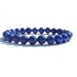 Lapis Lazuli A+ kvalita náramok